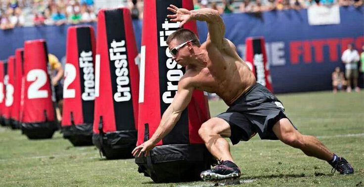 The Crossfit Games Testing Fitness