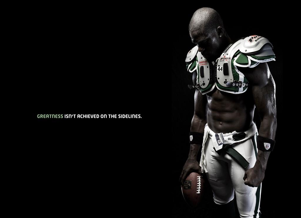 American Football Player Wallpaper: Discoverlenz